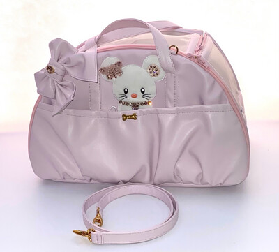 Topomio Butterfly Aria bag pink