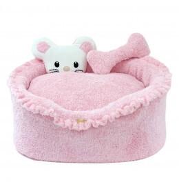 Topomio super soft sofa baby pink M