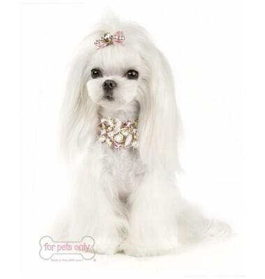 Fabulous Doggy bijoux pink