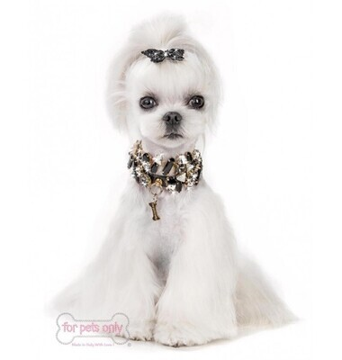 Fabulous Doggy bijoux black