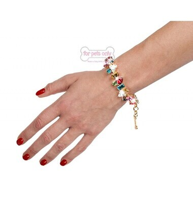 Fabulous bracciale for mommy mix of colours