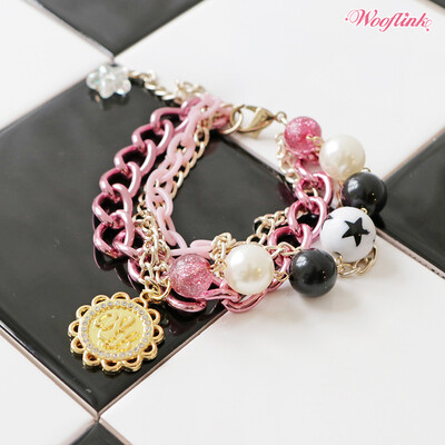 Fashionista necklace