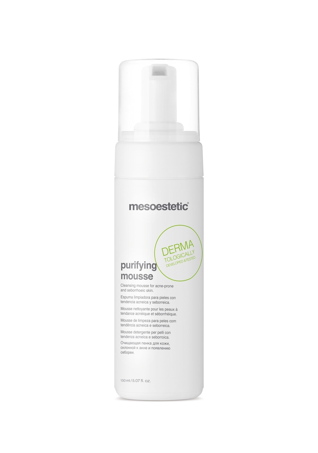 Purifying mousse 150ml
