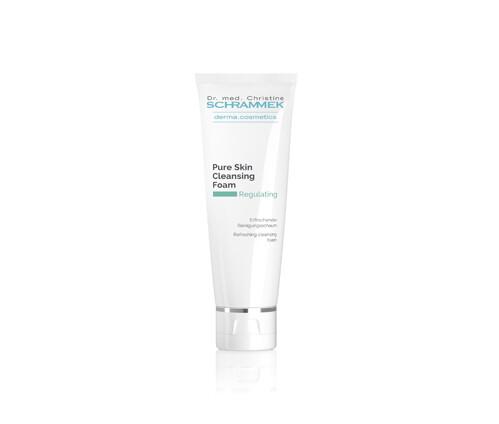 Pure skin cleansing foam 100ml