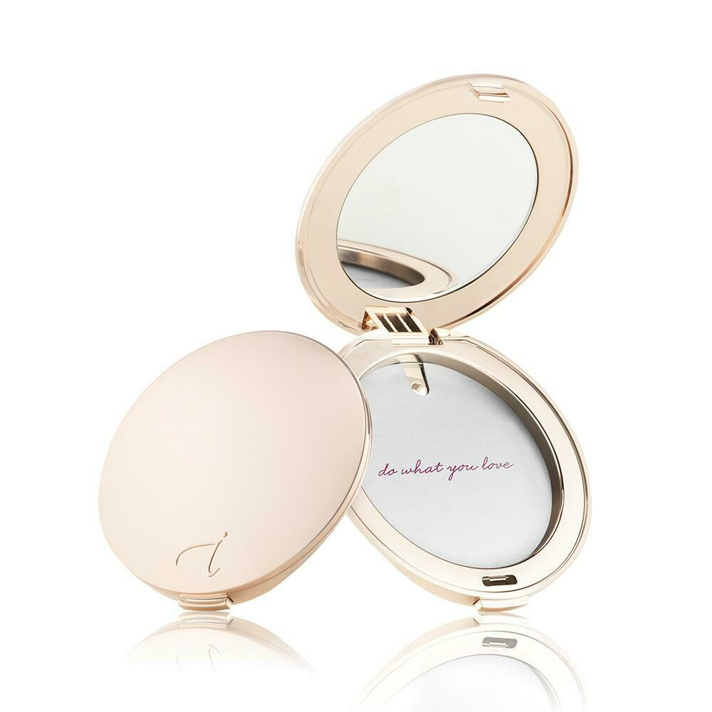 Refillable Compact - Rose Gold