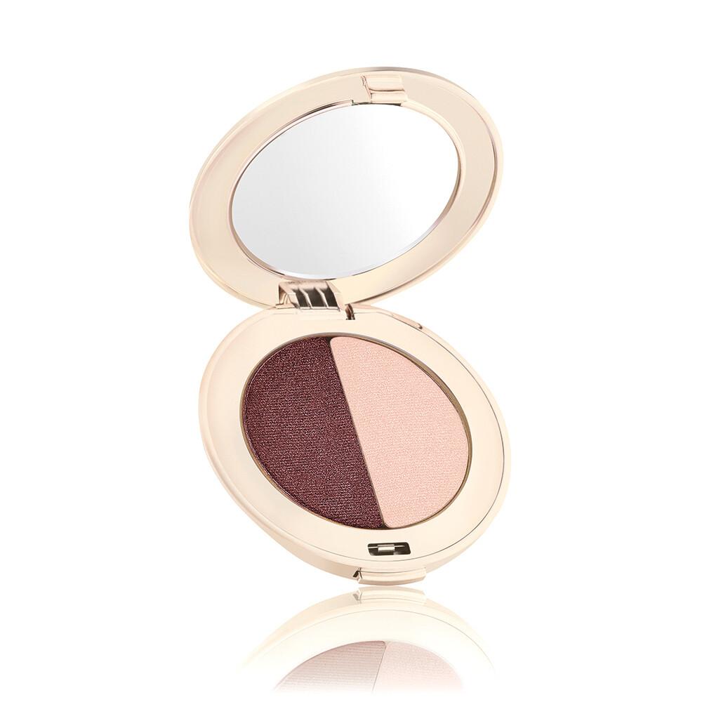 Eye Shadow Duo - Berries & Cream