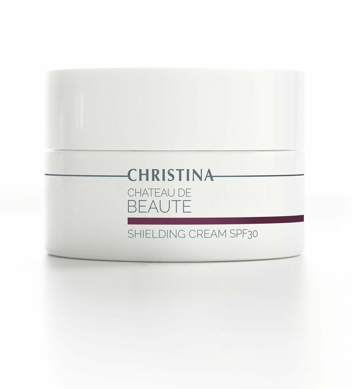 Shielding cream SPF30