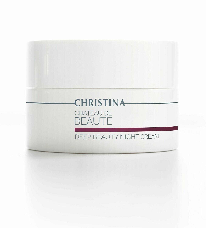 Deep beauté night cream 50ml