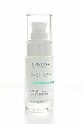 Eye & neck concentrate 30ml