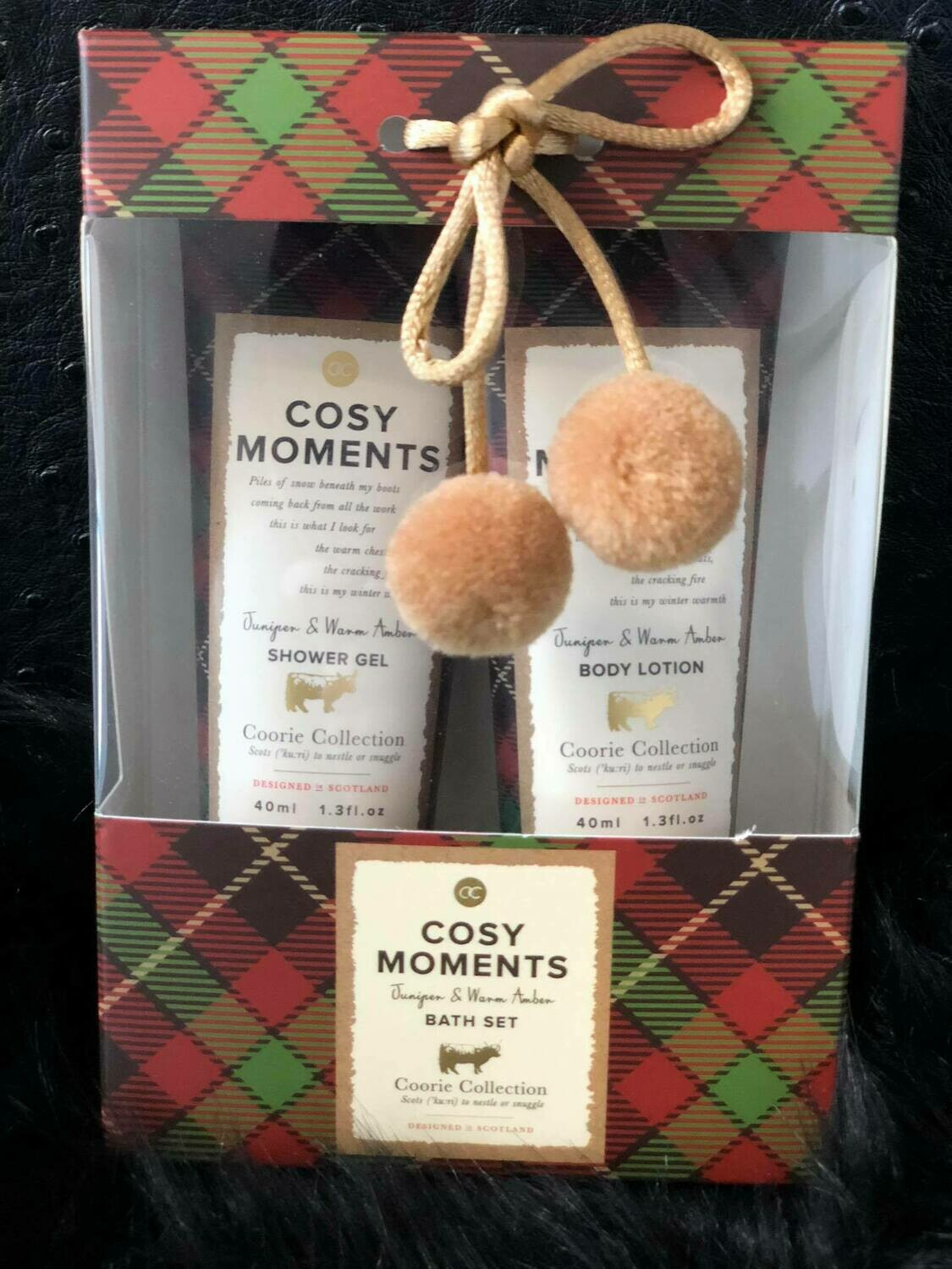 Cosy moments - Shower gel & body lotion