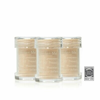 Powder me refill - Tanned