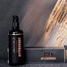 MEN³ Aftershave