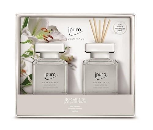 Ipuro white lily 2x50ml