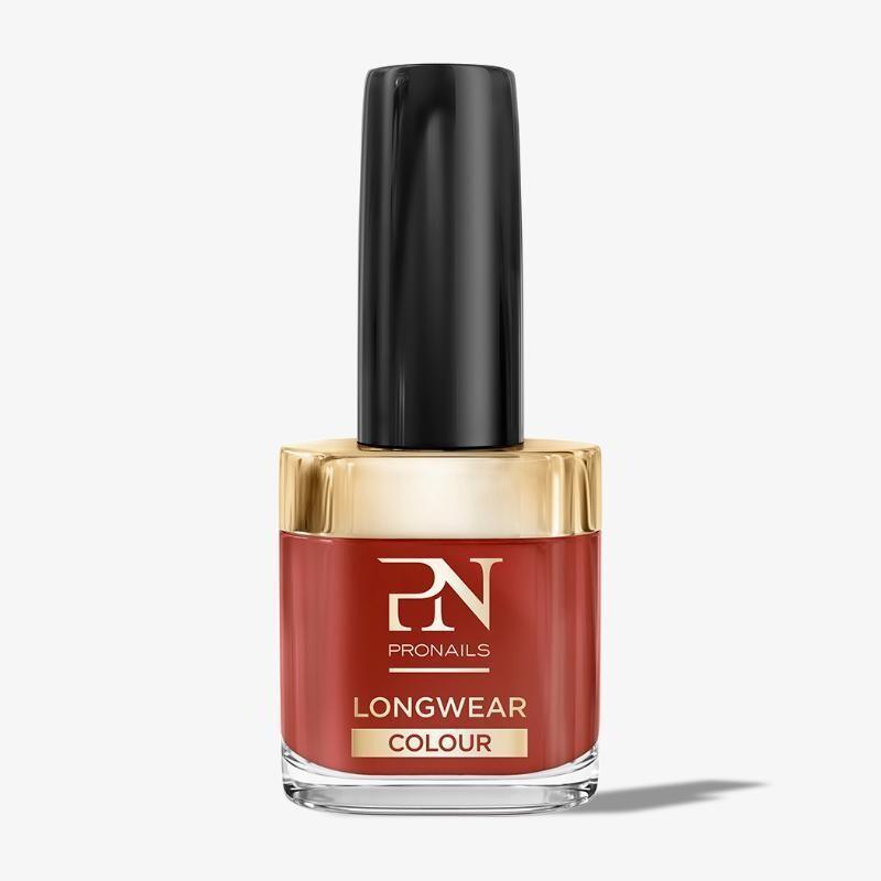 Longwear - Burnt red