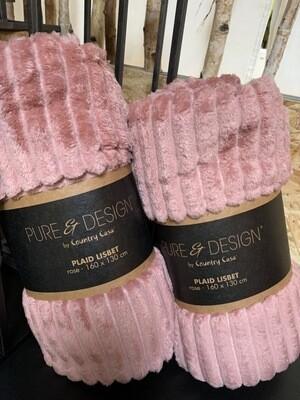 Plaid Roze Nr 531