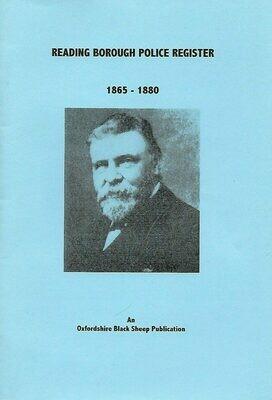 Reading Police 1865-1880