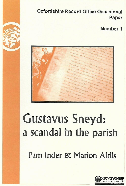 Gustavus Sneyd