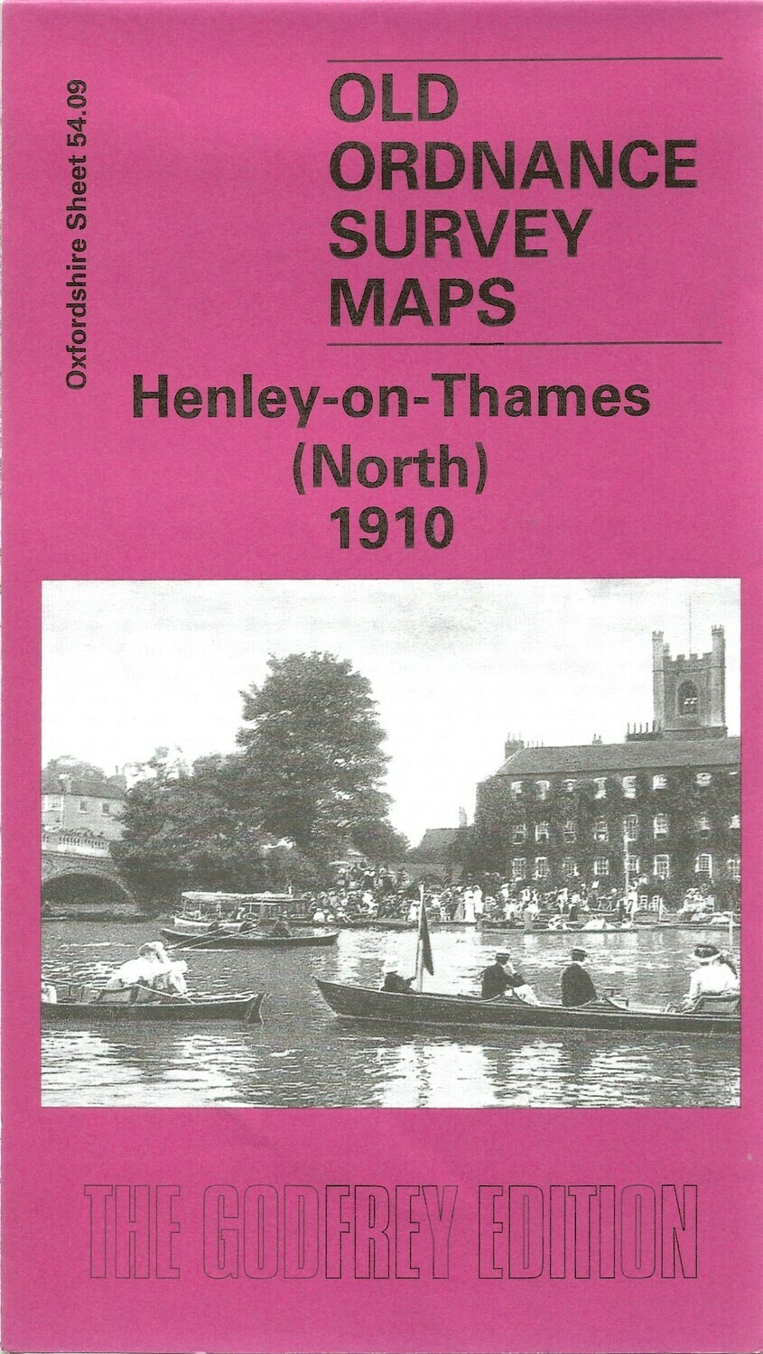 Henley-on-Thames (North) 1910