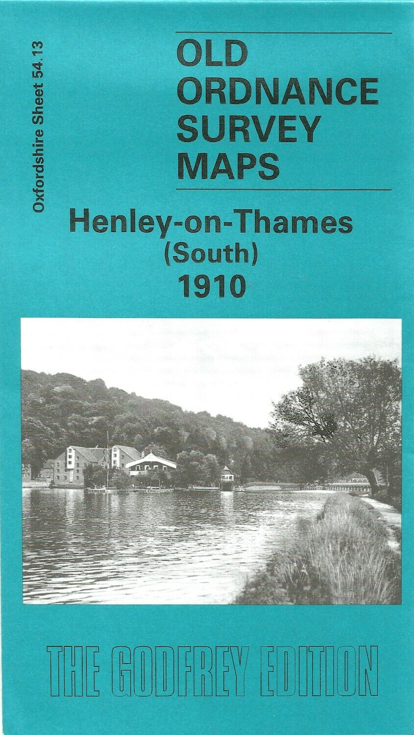 Henley-on-Thames (South) 1910