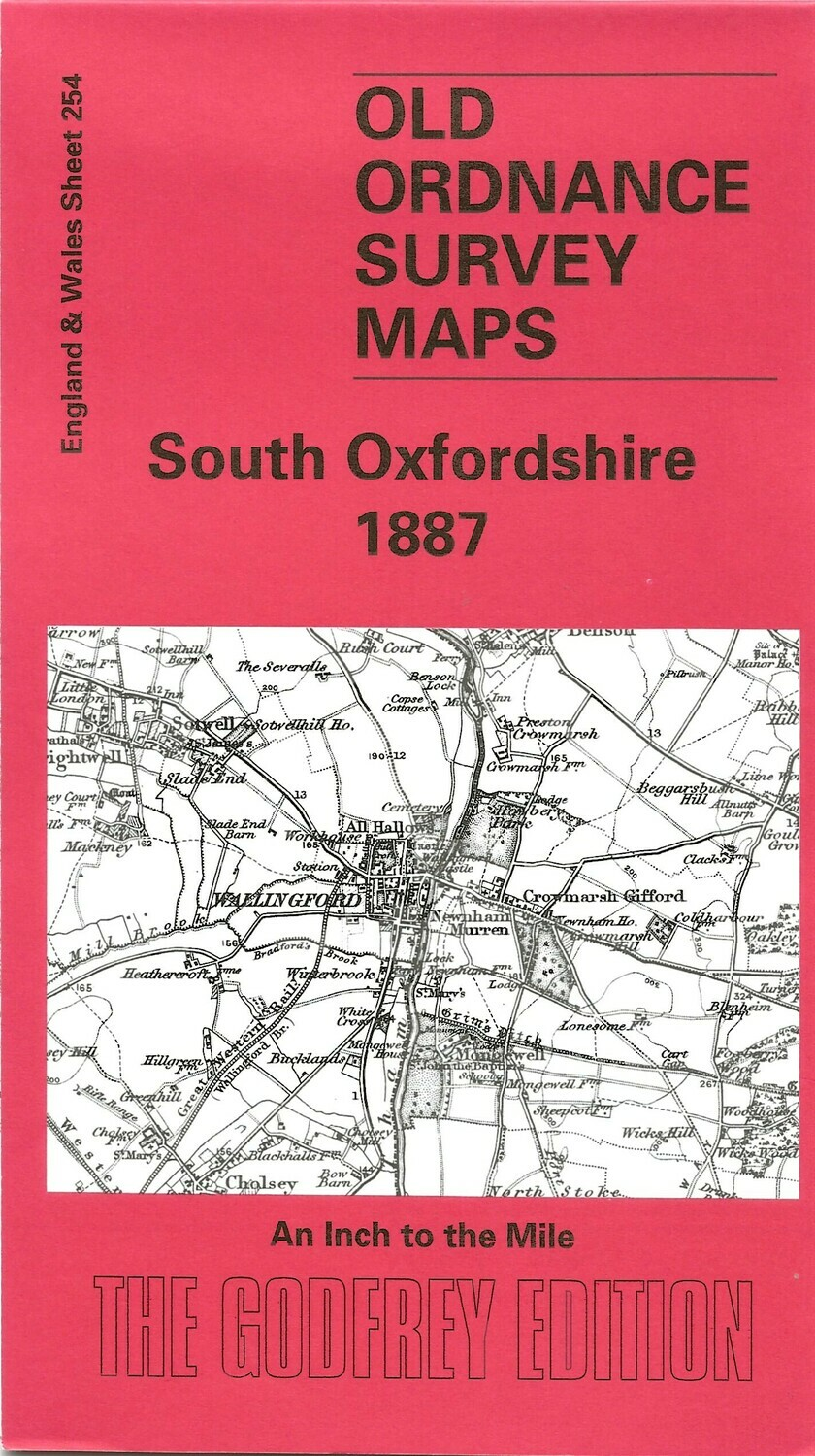 South Oxfordshire 1887