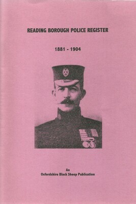 Reading Police 1881-1904