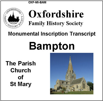 Bampton, St Mary