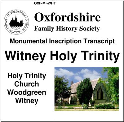 Witney, Holy Trinity (Woodgreen)