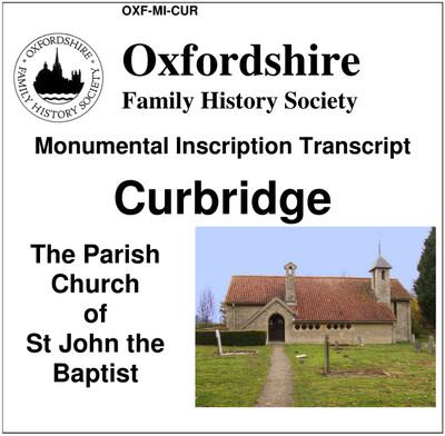 Curbridge, St John the Baptist