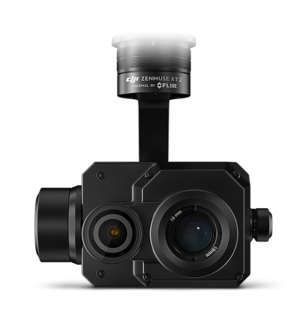 DJI Zenmuse XT2 Radiometric, 640, 13mm, 9Hz