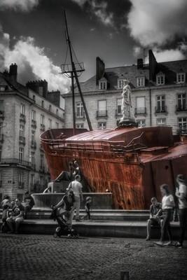 """Le naufrage de Neptune"""