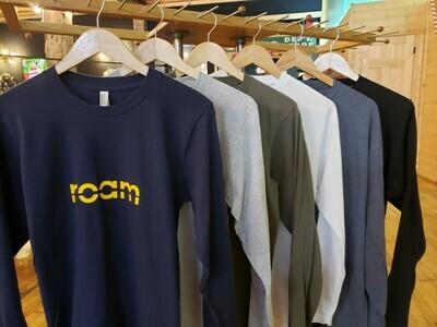 roam Long Sleeve Ts-unisex