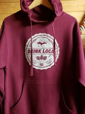 Drink Local Hoodie