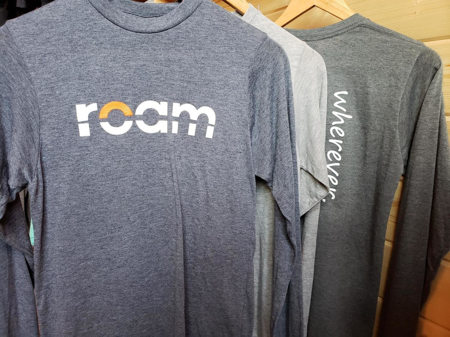 roam Long Sleeve Ts