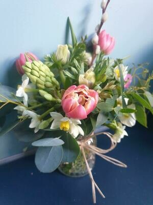 Hug in a Vase - local delivery or collection.