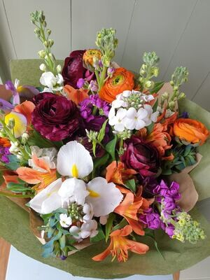 Friday flowers 2 month subscription