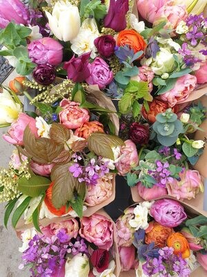 Friday flowers 3 month subscription