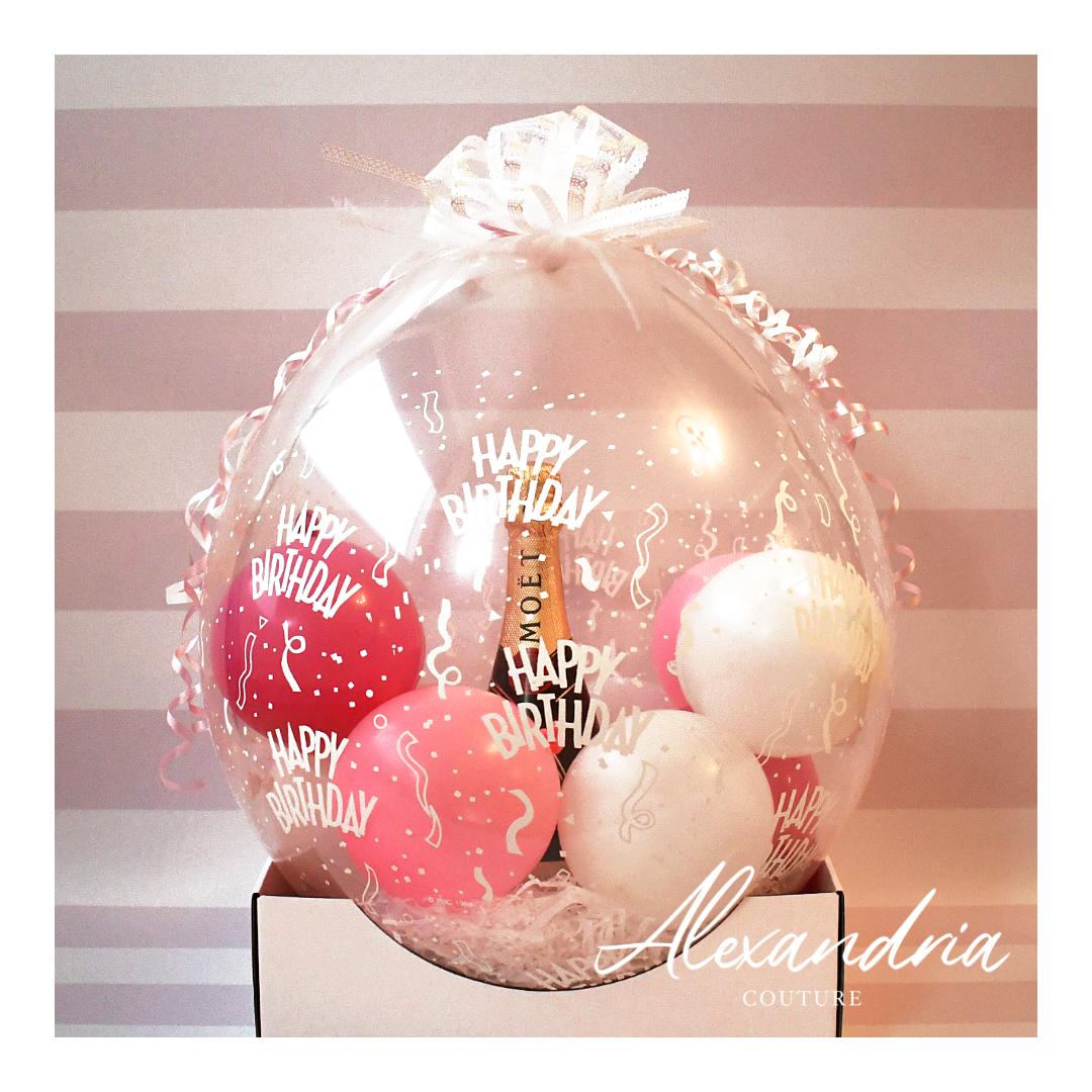 Birthday Bubbles & Chocolates