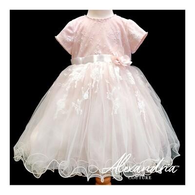 Agape Ballerina Length Dress