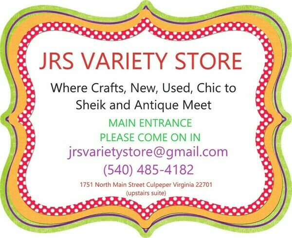 JRS VARIETY STORE