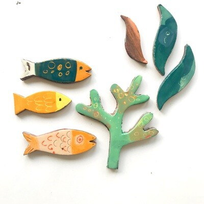 Seaweed + scenes from £3.25