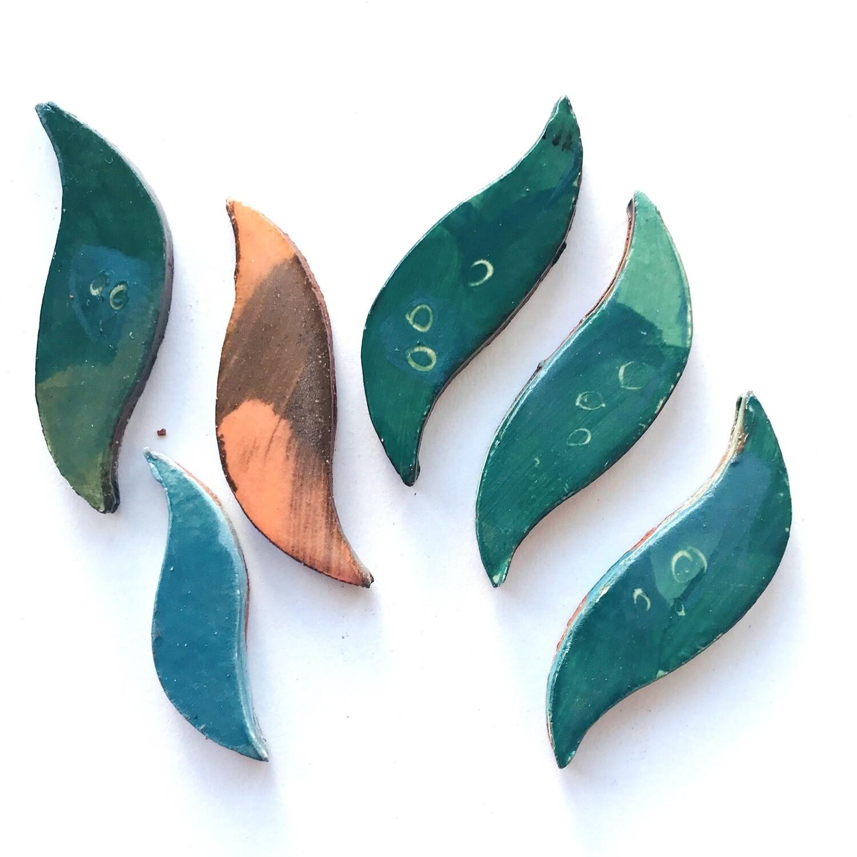 Wavy seaweed - sets