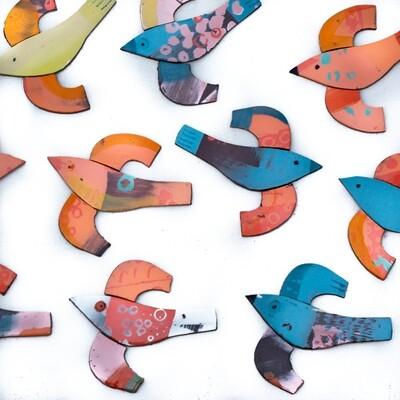 ASTRID order flying birds/little fish