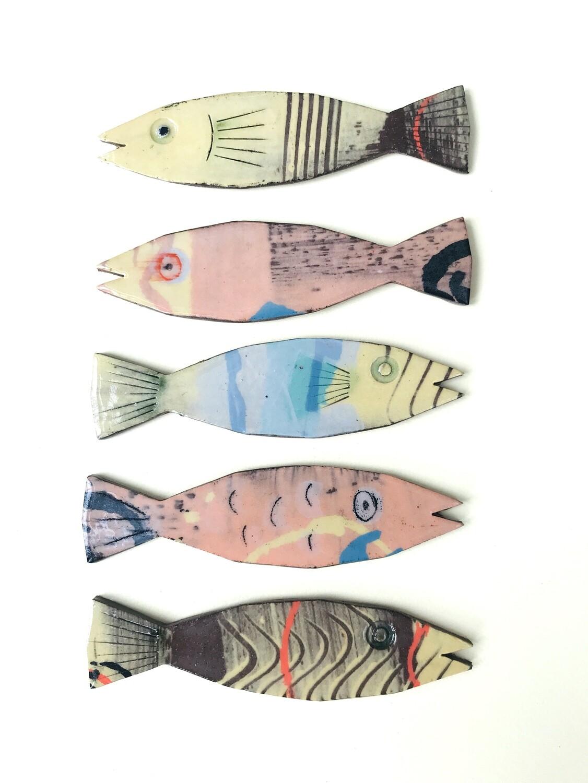 Fishies - last few