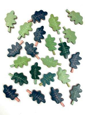 Wavy leaves