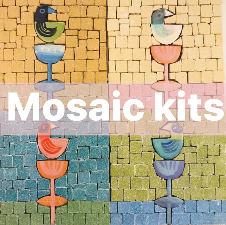 Mini mosaic kit
