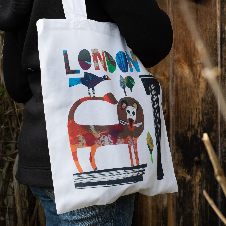Tote shopping bag - nice gift!
