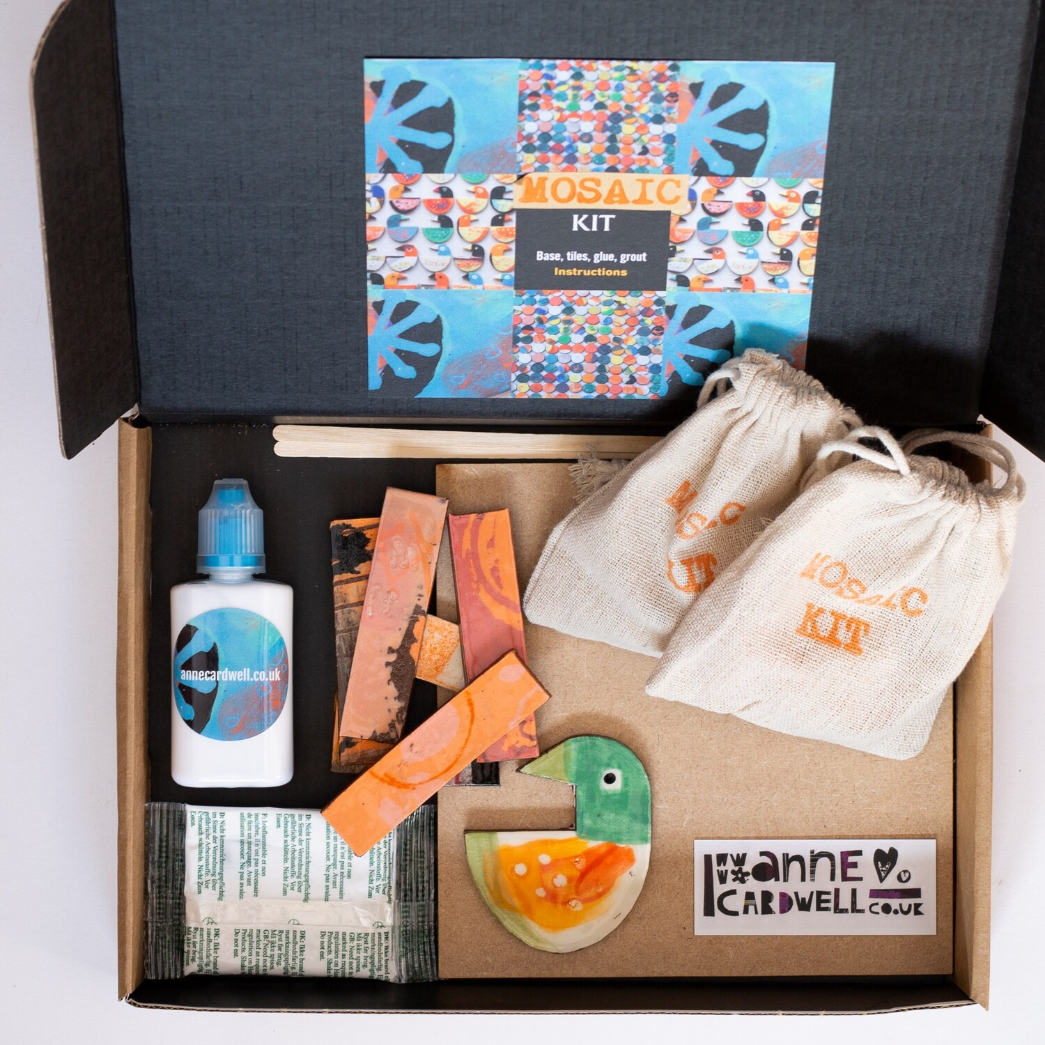 Mosaic Kit - and optional lessons