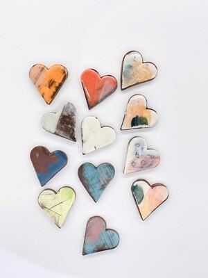 Hearts (little ones) set 3 hearts