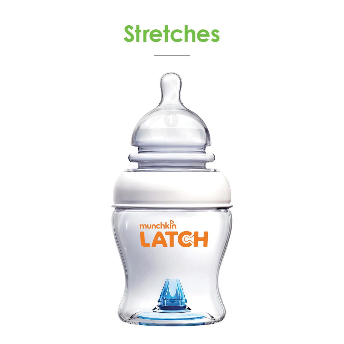 MUNCHKIN LATCH 240 ml Bottle (1 Pack)