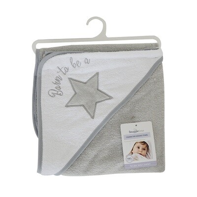 Changing Mat Set & Hooded Bath Towel Combo